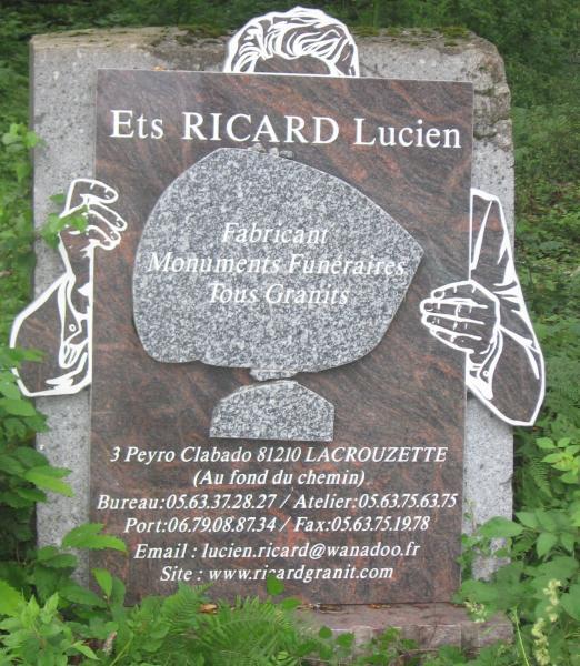 Lucien RICARD