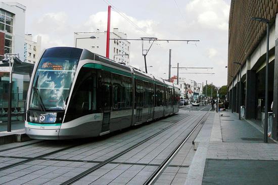 Tramway T7, VILLEJUIF